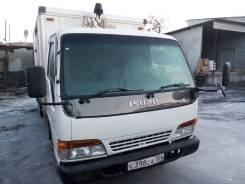 Isuzu Elf. Изотермический фургон Исузу Эльф, 3 700 куб. см., 3 000 кг.
