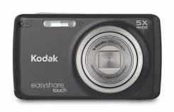 Фотоаппарат Kodak EasyShare Touch M577 Black. 10 - 14.9 Мп, зум: 5х