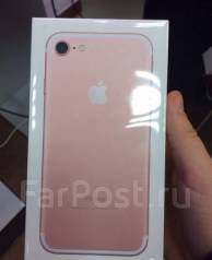 Apple iPhone 7. Новый