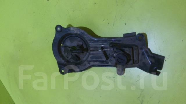 Крепление запасного колеса. Mazda MPV, LWFW