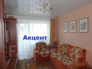 3-комнатная, улица Стрельникова 6а. Эгершельд, агентство, 54 кв.м.