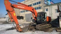 Hitachi ZX200LC-5G. , 6 494 куб. см., 1,10куб. м.