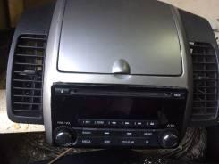 Магнитола. Nissan Note, E11