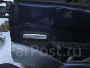 Ручка двери внешняя. Toyota Land Cruiser Prado, KZJ95