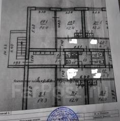 1-комнатная, улица Норильская 8. агентство, 31 кв.м. План квартиры