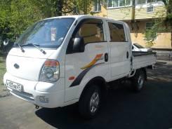 Kia Bongo III. Продам грузовик KIA Bongo 3, 2 900 куб. см., 1 000 кг.