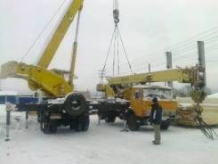 Юрмаш Юргинец КС-55722. Продается автокран Газпром на шасси МАЗ 32т, 10 000 куб. см., 32 000 кг., 30 м.