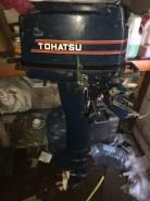 Tohatsu. 8,00л.с., 2х тактный, бензин, нога L (508 мм), Год: 1989 год