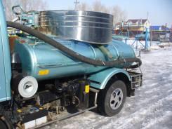 Продам цистерну, бочку ассинизаторскую Isuzu Elf 1800л Б/П по РФ