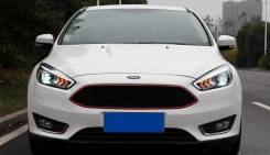 Фары (Тюнинг Комплект)  Ford Focus MK3. 2015-2017 Год.