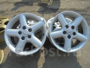 Nissan. 6.5x16, 5x114.30, ET40, ЦО 66,1мм. Под заказ