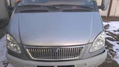 ГАЗ 32217. Удобный просторный автомобиль, как для семейного отдыха и работы, 2 464 куб. см., 8 мест