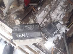 Блок предохранителей под капот. Nissan Sunny, FB15 Двигатель QG15DE