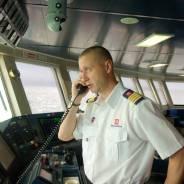 Капитан. Средне-специальное образование, опыт работы 9 лет