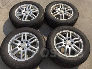 195/65 R15 Bridgestone Blizzak Revo2 литые диски 5х114.3 (L11-07). 6.0x15 5x114.30 ET52