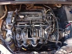 Двигатель в сборе. Ford Focus Двигатели: 1, 6, TIVCT