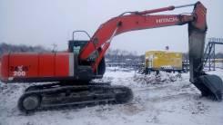 Hitachi ZX200. Экскаватор гусеничный
