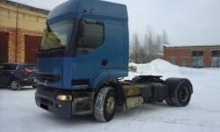 Renault Premium. Седельный тягач 420, 2001 года выпуска, 11 100 куб. см., 30 000 кг.