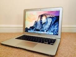 "Apple MacBook Air 13. 13.3"", 2 100,0 ГГц, ОЗУ 2048 Мб, диск 80 Гб, WiFi, Bluetooth, аккумулятор на 4 ч."
