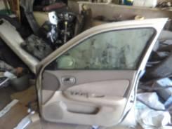 Дверь боковая. Nissan Sunny, FB15 Двигатель QG15DE
