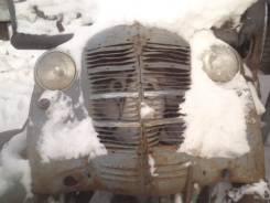 Автомобиль москвич м400 на разбор