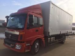 Foton. Новый шторный грузовик фотон 1113, 3 999 куб. см., 10 000 кг.