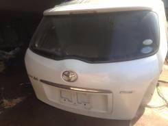 Дверь багажника. Toyota Mark X Zio, ANA15, ANA10, GGA10