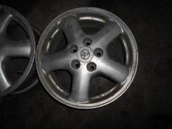 Toyota. 6.5x5, 5x114.30, ET50, ЦО 60,1мм.