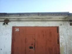 Гаражи кооперативные. улица Мира 4, р-н цемзавод, 18 кв.м., электричество, подвал.