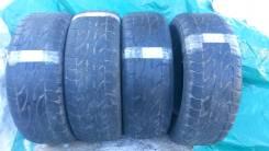 Bridgestone Dueler A/T. Грязь AT, 2007 год, износ: 50%, 4 шт