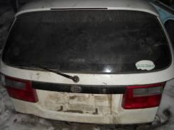 Дверь багажника. Toyota Caldina, ET196