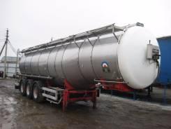 Van Hool. Полуприцеп цистерна пищевая van hool, 38 000 кг.