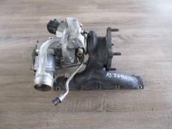 Турбина. Volkswagen Santana Двигатель C