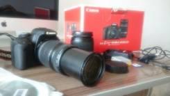 Canon EOS 550D. 15 - 19.9 Мп, зум: 3х