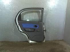 Дверь боковая Chevrolet Matiz, левая задняя