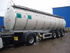 Menci. Полуприцеп цистерна пищевая молоковоз водовоз , 32 000 кг.