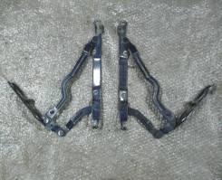 Крепление крышки багажника. Opel Omega
