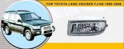 Фара противотуманная. Toyota Land Cruiser