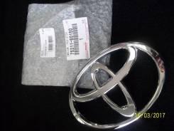 Эмблема. Toyota Land Cruiser Toyota Land Cruiser Prado, GRJ125, VZJ125W, VZJ125, VZJ121, VZJ121W, GRJ121, KZJ120, KDJ120, TRJ125W, RZJ125, LJ125, GRJ1...