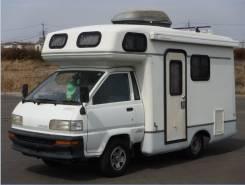 Toyota Lite Ace. Автодом Toyota LiteAce 1995г. в. дизель, без пробега поРФ, 2 000 куб. см. Под заказ