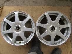 Bridgestone FEID. 6.0x15, 4x100.00, 4x114.30, ET35, ЦО 72,0мм.