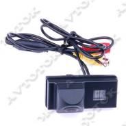 Штатная камера заднего вида для Toyota Land Cruiser/Prado 120 (запаска