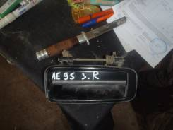 Ручка двери внешняя. Toyota Sprinter Carib, AE95, AE95G
