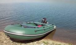 Hydra-380. Год: 2016 год, длина 3,80м., двигатель подвесной, 15,00л.с., бензин