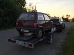 Лада 1111 Ока. механика, передний, 0.7 (33 л.с.), бензин, 30 000 тыс. км
