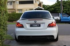 Стоп-сигнал. BMW 1-Series, E82