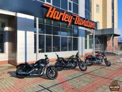 Harley-Davidson® Красноярск в Воронеже