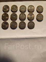Продам юбилейные монеты.
