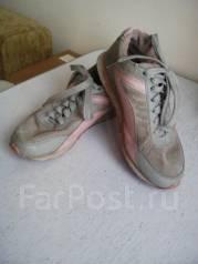 Детские кроссовки для девочки, р.35