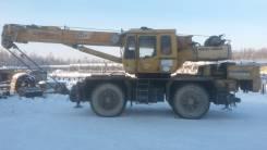 КС-5871, 2006. Трактор КС-5871 (автокран Юргинец), 25 000 кг.